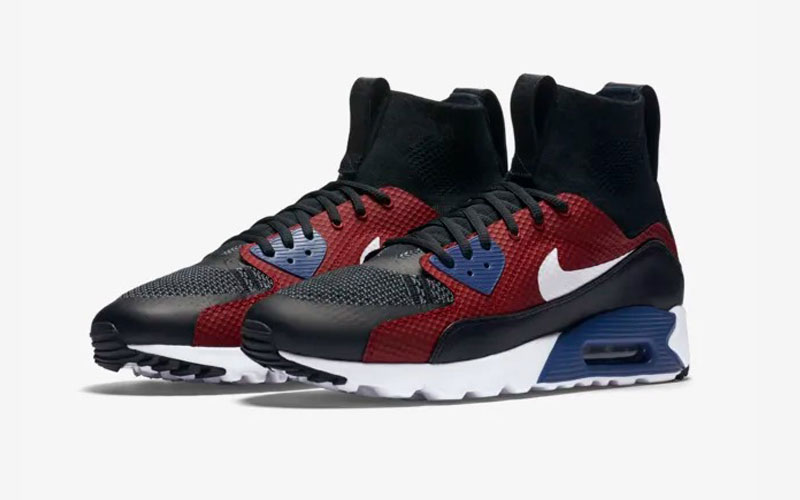 HTMのNIKE AIR MAX 90 ULTRA SUPERFLY